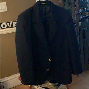 Boys size 14R Navy Sports Jacket by Arrow